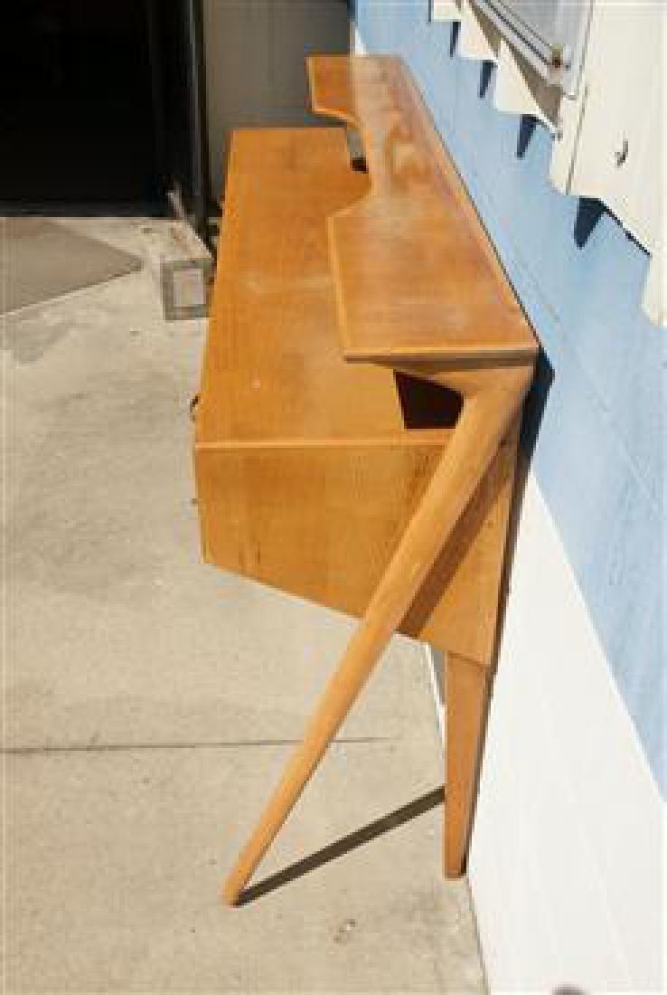 Cherry Wood Sideboard - 3