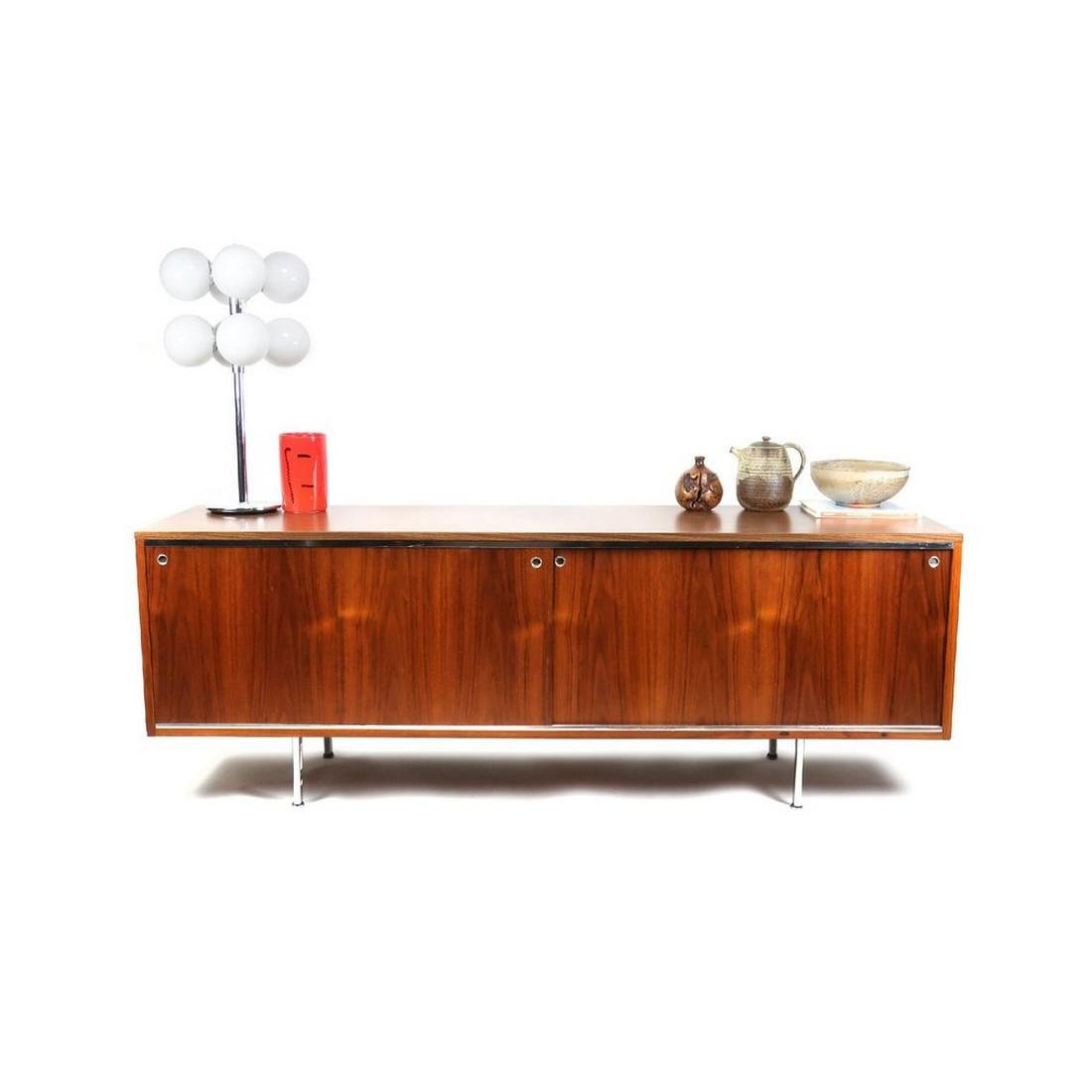 George Nelson for Herman Miller Walnut Executive Office