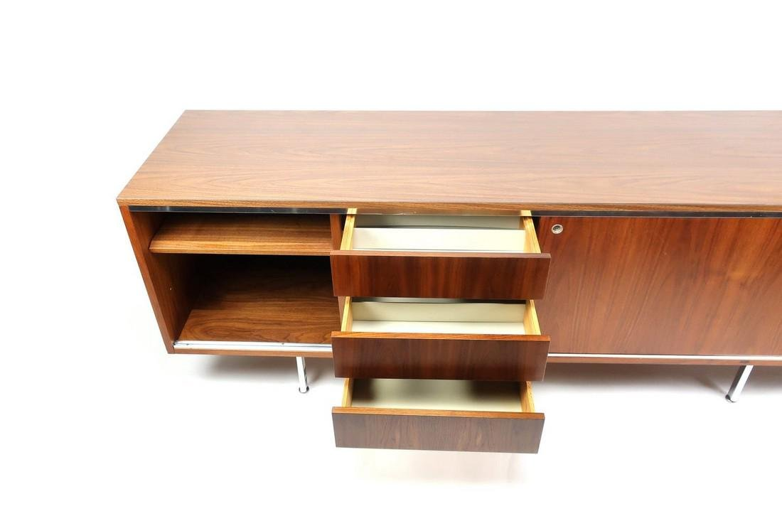 George Nelson for Herman Miller Walnut Executive Office - 2