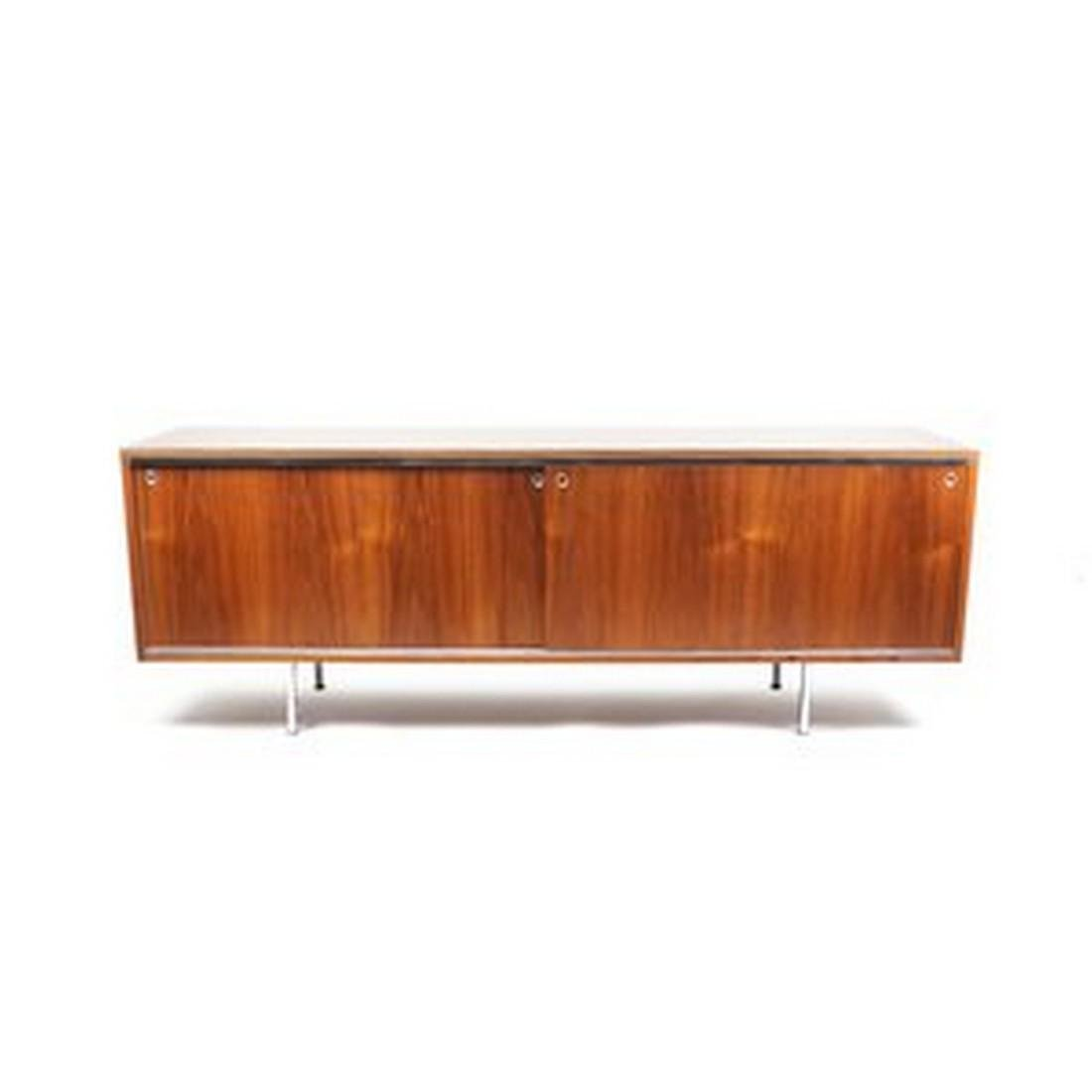 George Nelson for Herman Miller Walnut Executive Office - 3