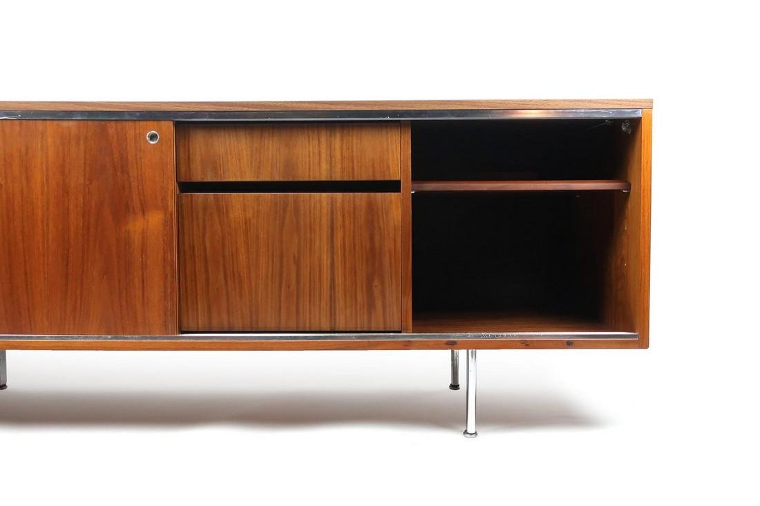 George Nelson for Herman Miller Walnut Executive Office - 4