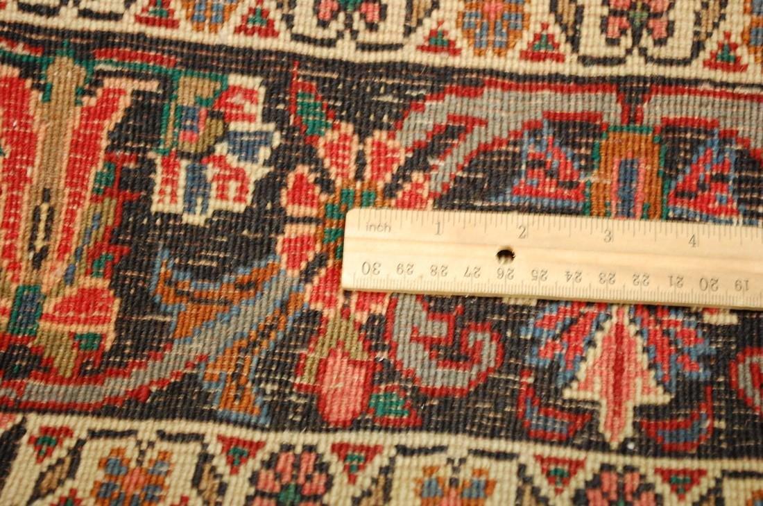 "Persian Heriz Serapi Runer  Rug 2' 6"" X 9' 7"" - 10"