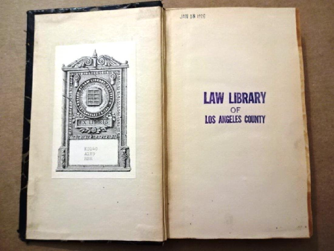 1794 Hunt's Collection of Cases on Annuity Act - 3