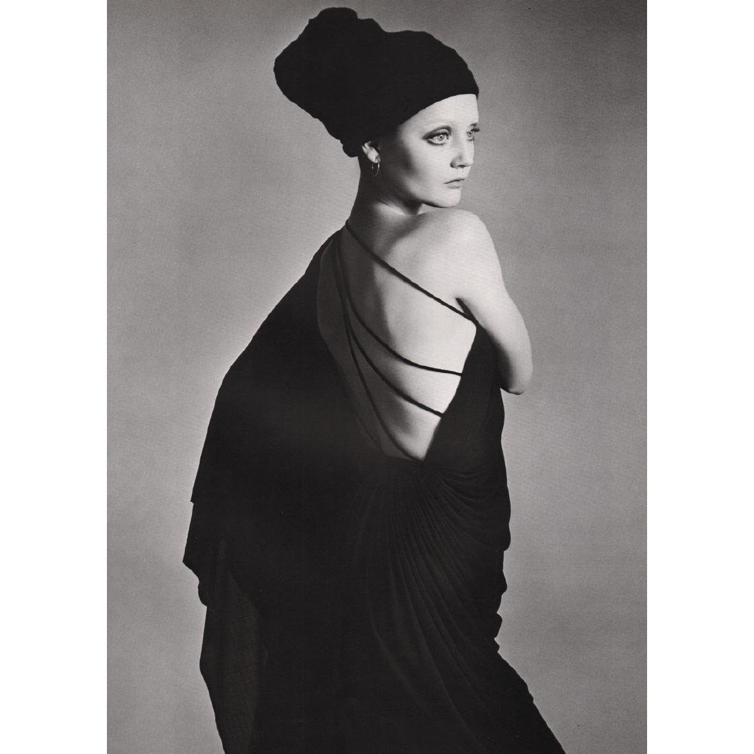 RICHARD AVEDON - Ingrid Boulting, 1970