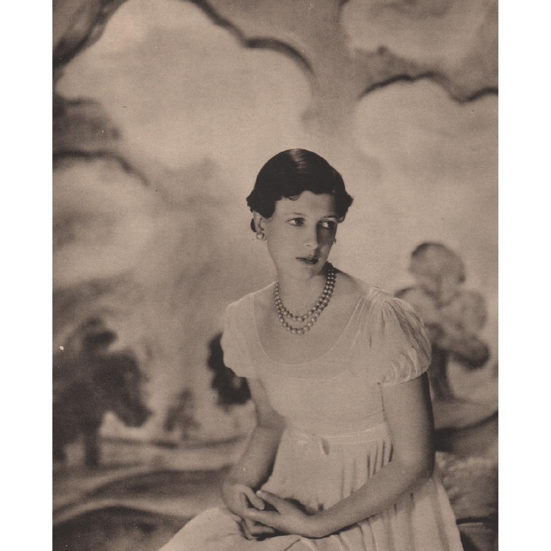 CECIL BEATON - Mrs. James Beck