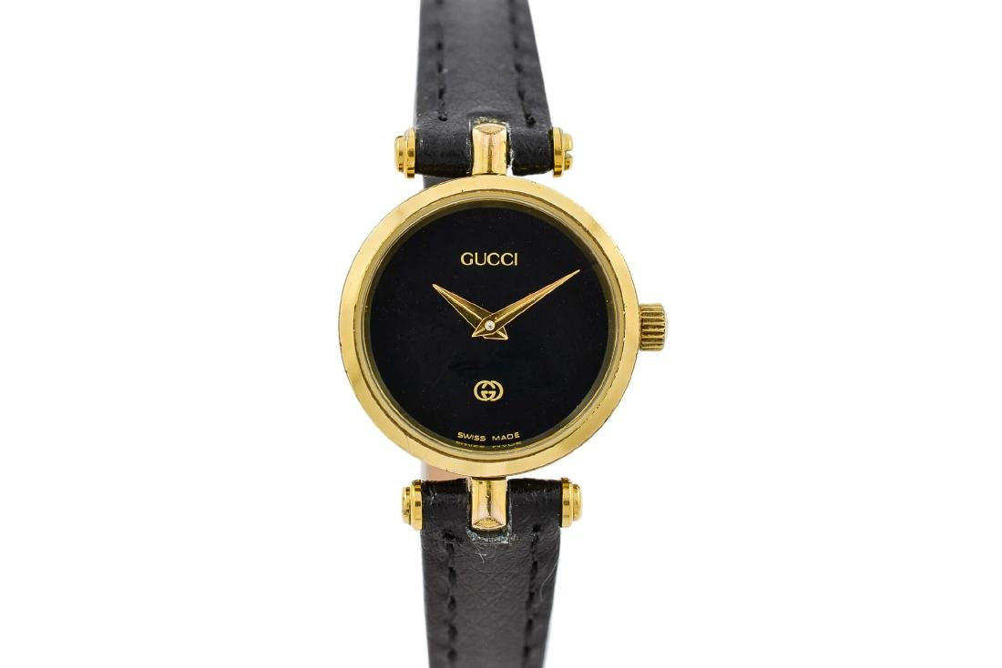 a53de7e0a Gucci 2000L Gold Plated Quartz Ladies Watch - Feb 27, 2019 | Jasper52 in NY