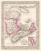 Mitchell: Nova Scotia / Canadian Maritime Provinces