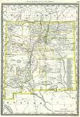 Rand, McNally And Co.'s New Mexico.