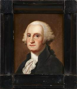 1840 Portrait of George Washington