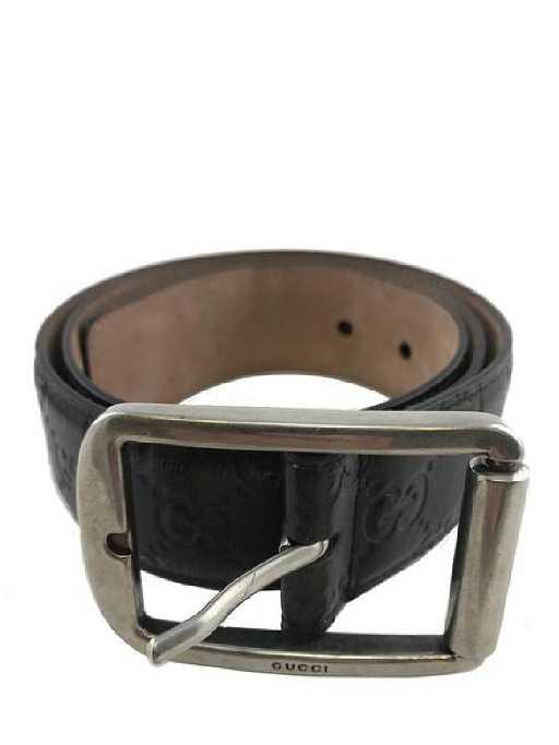 04621b5e598 Gucci Guccissima Leather Belt