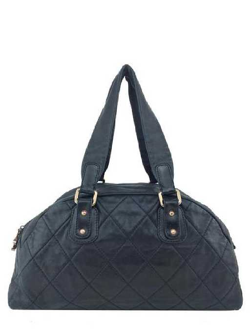 d923b348012a Chanel Quilted Lambskin Cloudy Bundle Bowler Bag