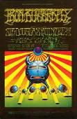 Original BG141 Iron Butterfly Poster