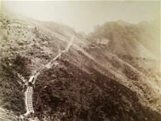 c1888 VICTORIA PEAK HONG KONG CHINA CABLE CAR FUNICULAR