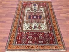 Dated Antique Farcharlo Kazak Caucasian Rug-4415