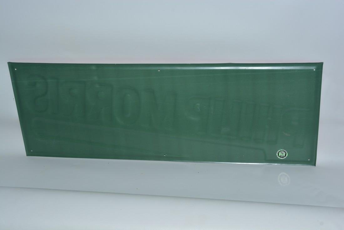Call for Phillip Morris painted sign - 2
