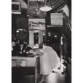 RICHARD AVEDON - Suzy Parker at the Café des Beaux Arts