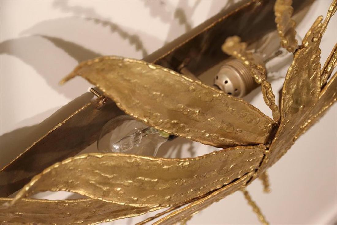 Large Paul Moerenhout Gilt Bronze Dragon Fly like - 9