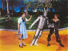 Judy Garland, Jack Haley, Roy Bolger, The Wizard of Oz,