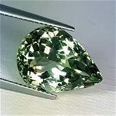 Natural Green Amethyst Oval cut 9.00 ct