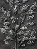 KARL BLOSSFELDT - Uniola latifolia, fescue