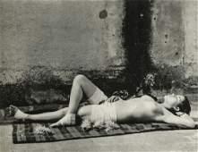 MANUEL ALVAREZ BRAVO - Good Fame Sleeping, 1938