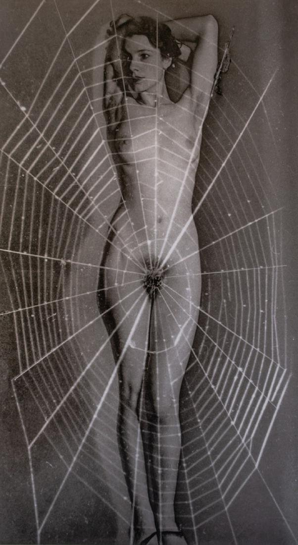 MAN RAY - Spider Lady, 1930