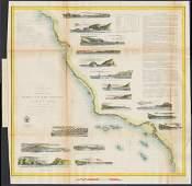 W. Coast of U. S., Frisco to San Diego. 1853