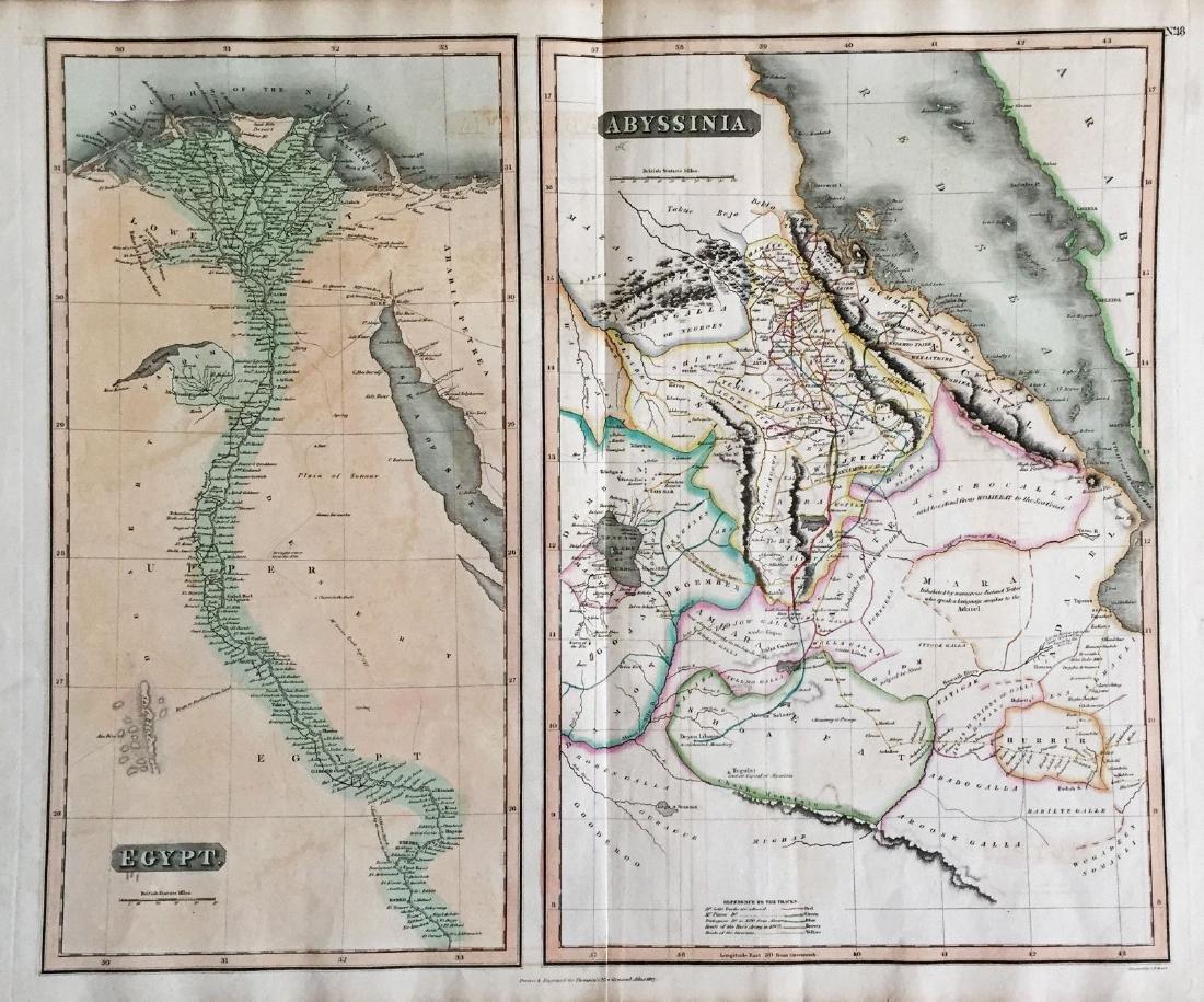 Thomson: Egypt / Abyssinia (Ethiopia)