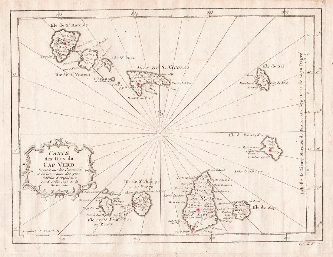 Bellin: Cape Verde Islands