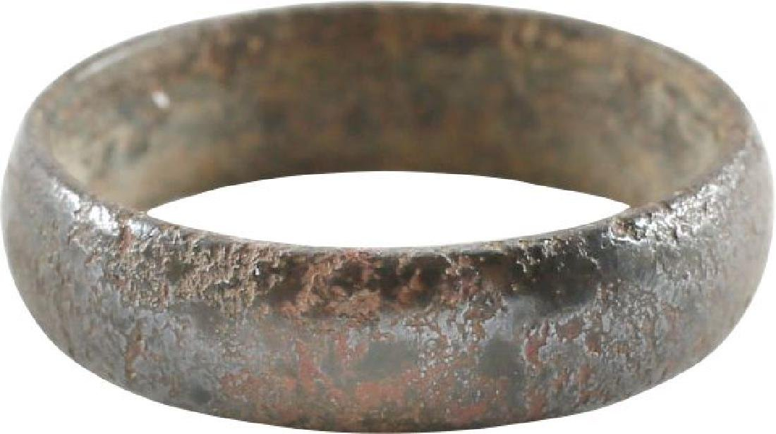 VIKING WOMAN'S WEDDING RING, 9TH-10TH CENTURY A.D.,