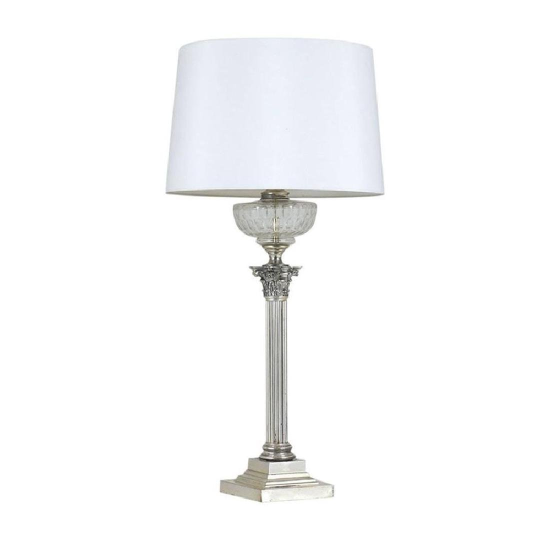 Regency-style Table Lamp