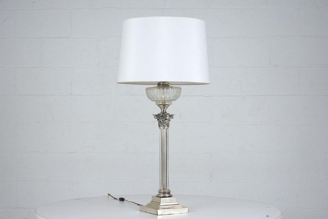 Regency-style Table Lamp - 8