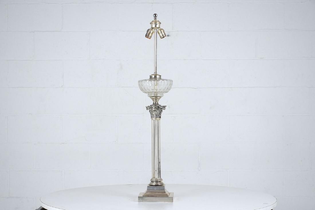 Regency-style Table Lamp - 9