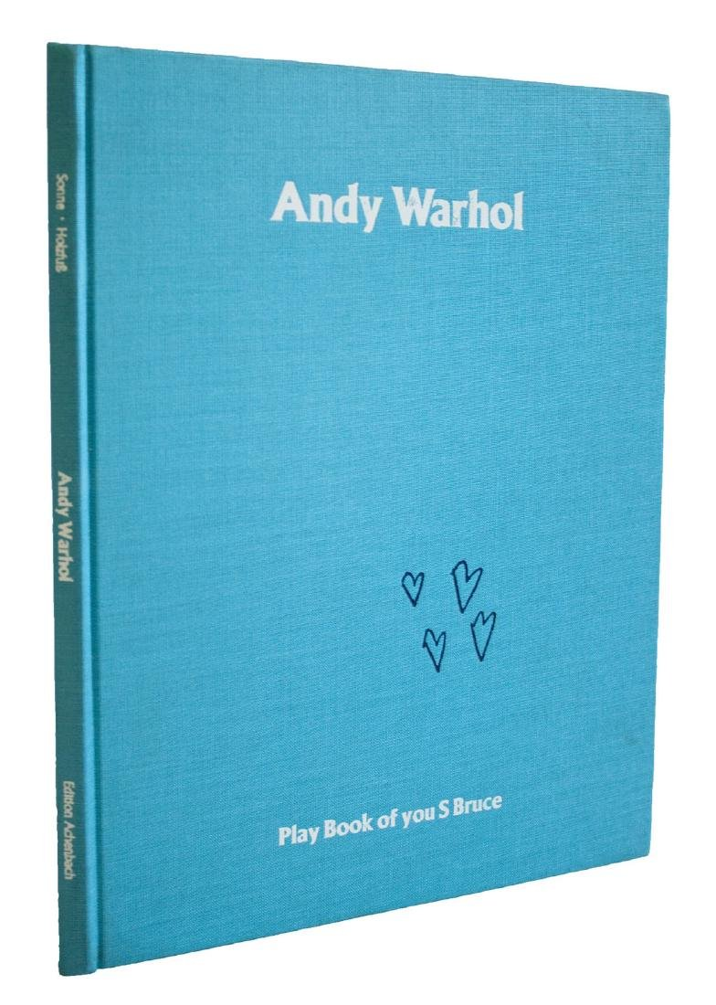 Andy Warhol: Play Book of you S Bruce from 2:30 - 4:00