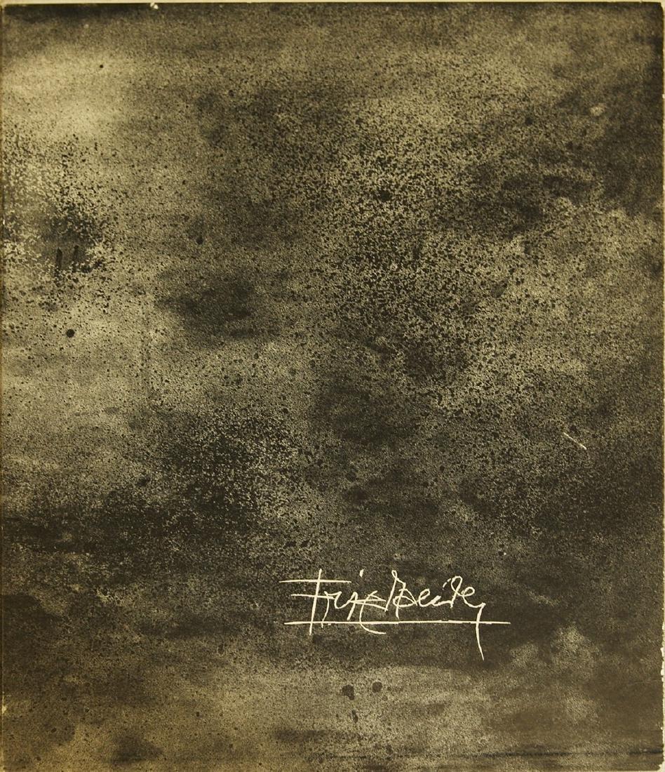 Johnny Friedlaender Oeuvre 1961-1965