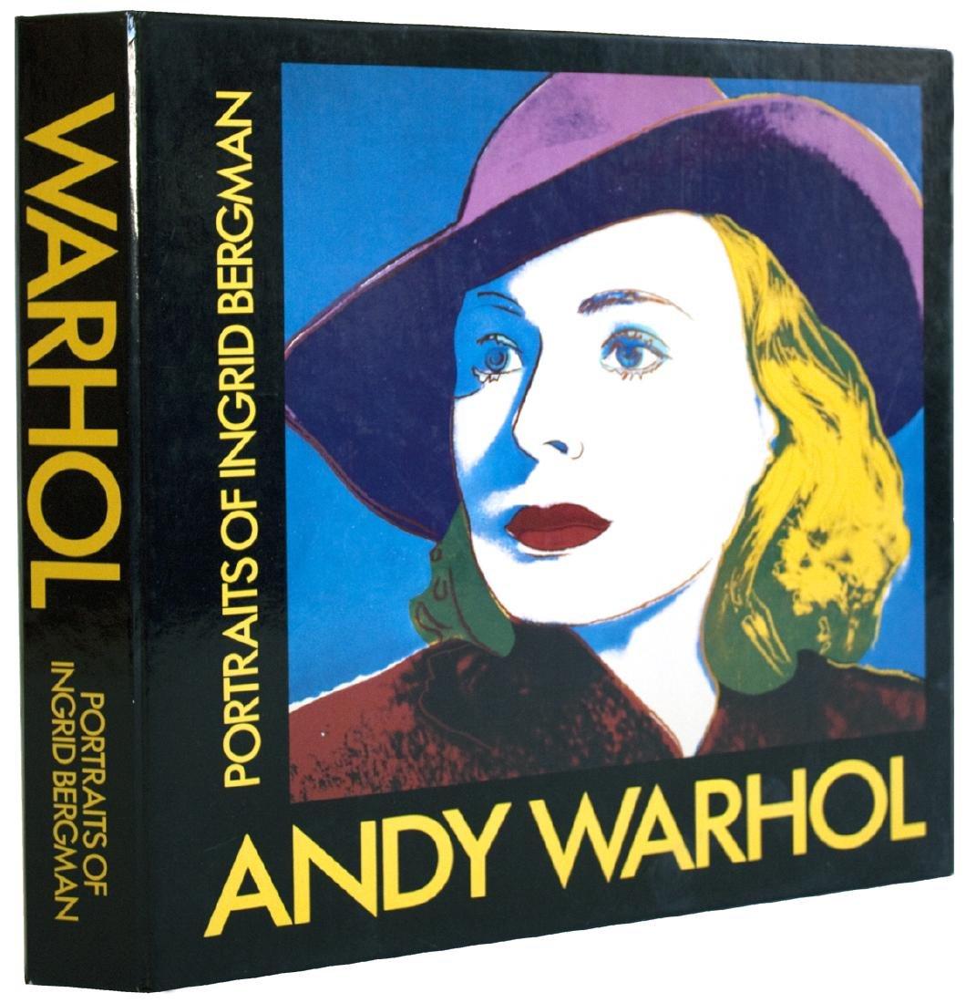 Andy Warhol: Portraits of Ingrid Bergman