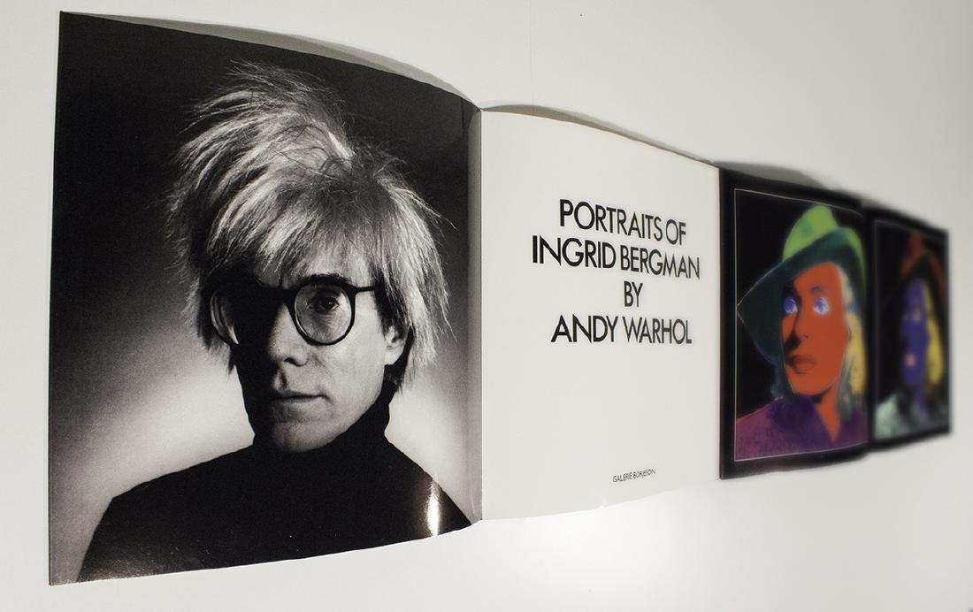 Andy Warhol: Portraits of Ingrid Bergman - 3