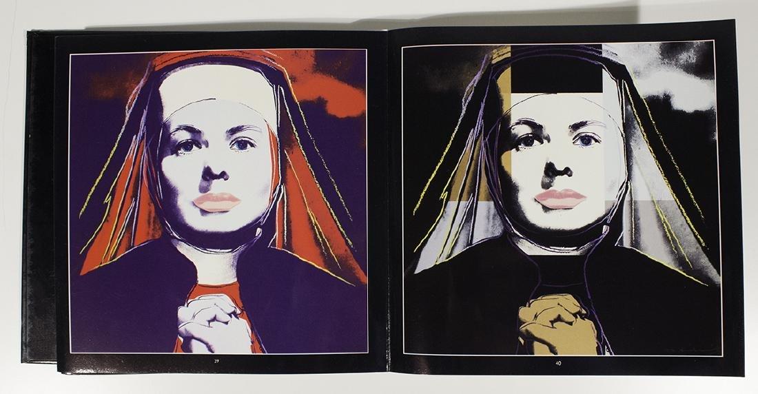 Andy Warhol: Portraits of Ingrid Bergman - 4