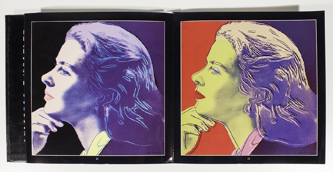 Andy Warhol: Portraits of Ingrid Bergman - 6