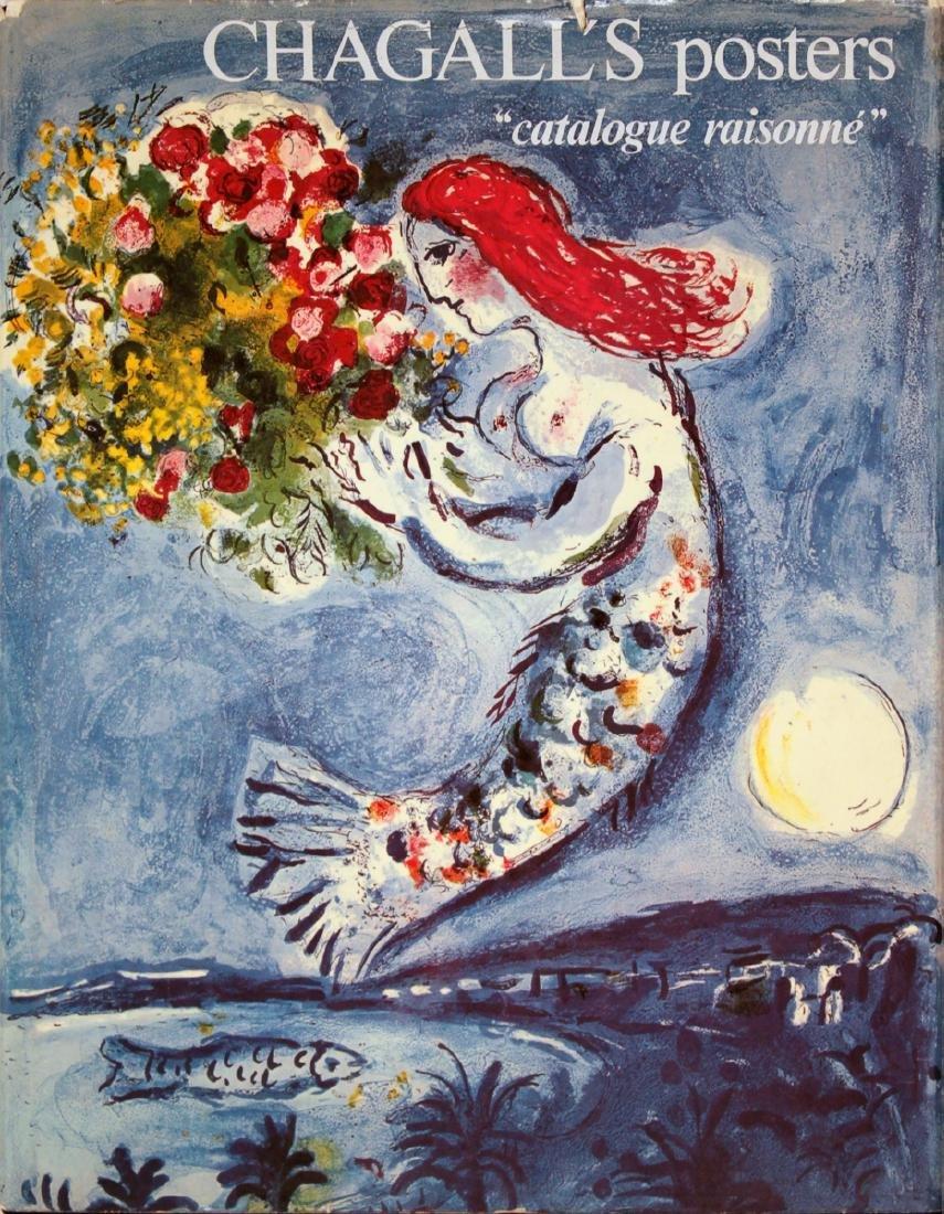 Marc Chagall's Posters Catalogue Raisonne