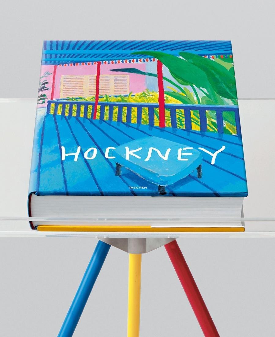 David Hockney: A Bigger Book
