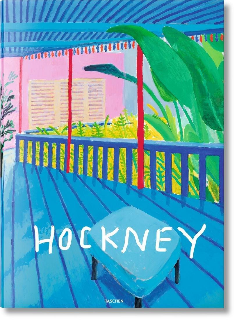 David Hockney: A Bigger Book - 2