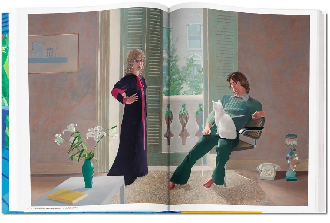David Hockney: A Bigger Book - 3