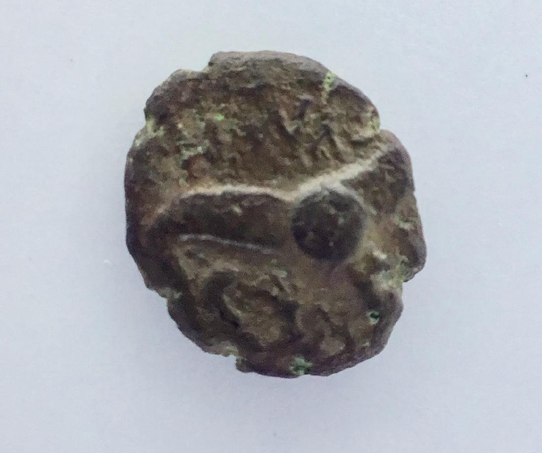 Ancient Celtic. 200-20 BC. Gaul. Mythical symbols /