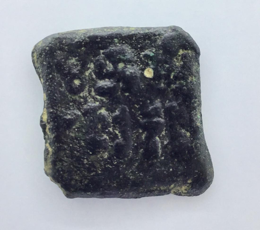 Ancient India. Pushkalvati kingdom. 200-100 BC - 2