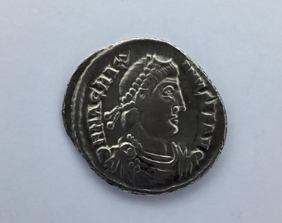 Roman. Magnus Maximus. RARE. 383-388 AD