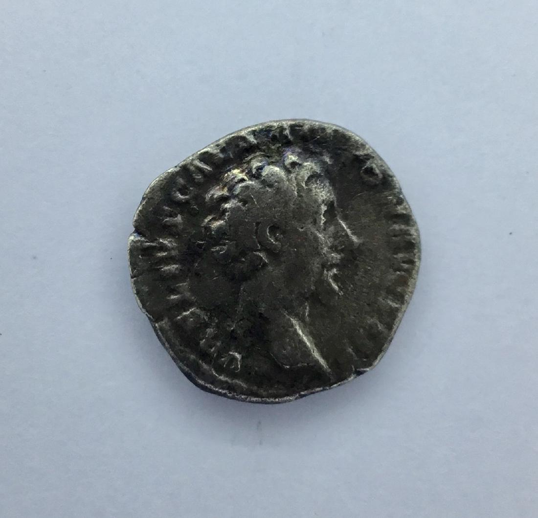 Roman, Marcus Aurelius. 161-180 AD.
