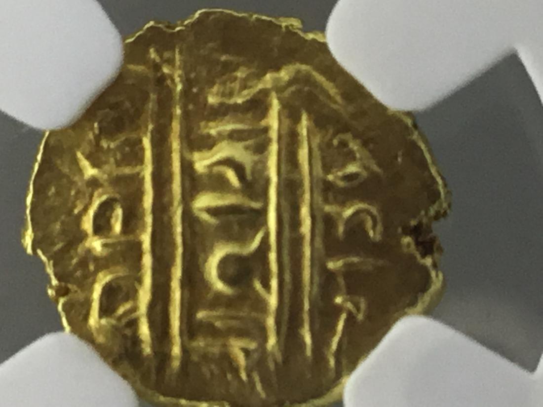 Southern India, gold half pagoda of 1.7 grams. - 2