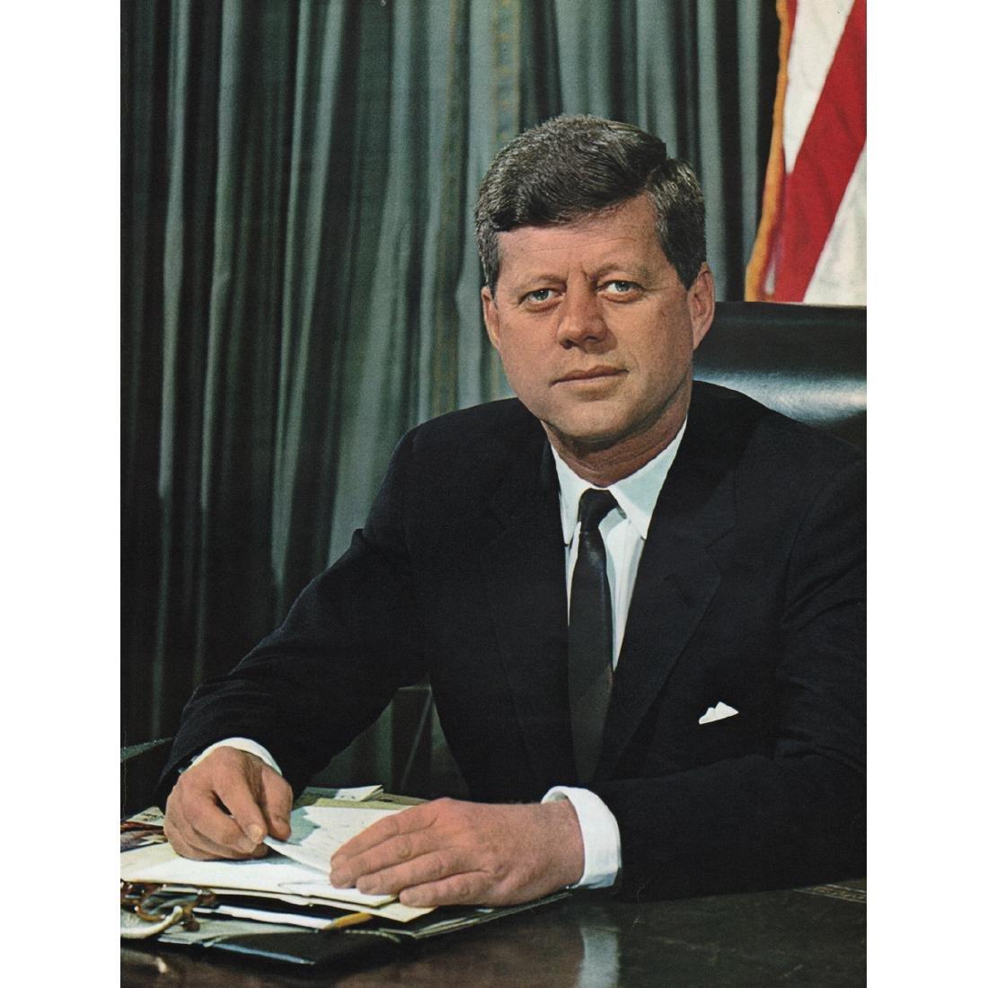 ALFRED EISENSTAEDT - John F. Kennedy