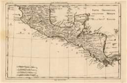 Partie Meridionale, de L'Ancien Mexique' by Rigobert